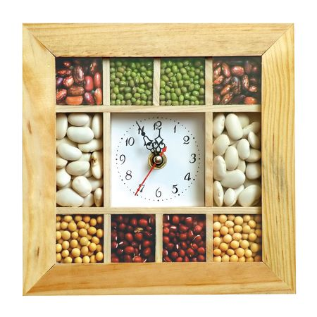 10 fingers: Special kitchen clock