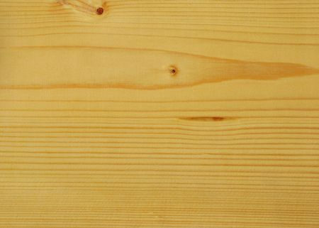 Fir wood board closeup photo