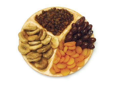 frutas secas: Surtido de frutos secos