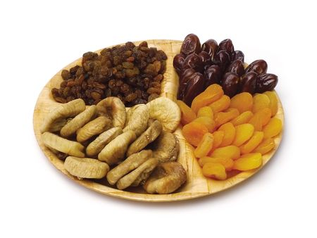Assorted dry fruits Stock Photo - 317169