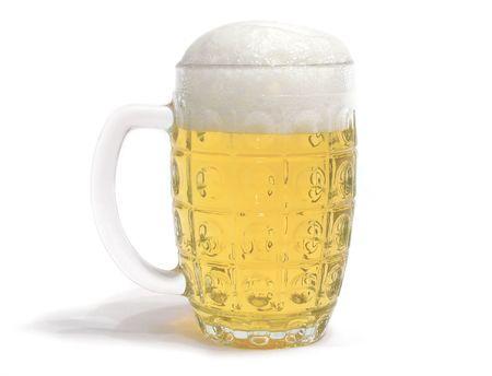 frothy: Spumoso birra fresca