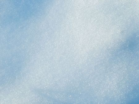 Snow closeup for background purposes Stock Photo - 329772
