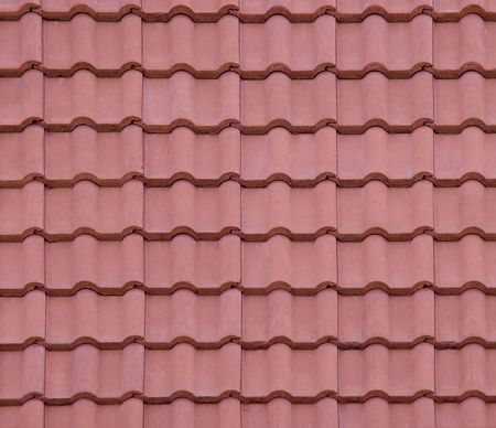 Ceramic Roof Texture Stock Photo - 395569