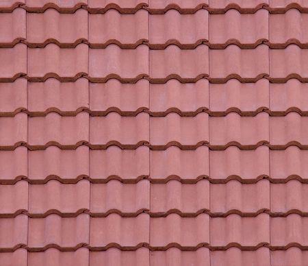 Ceramic Roof Texture Stock Photo - 395569