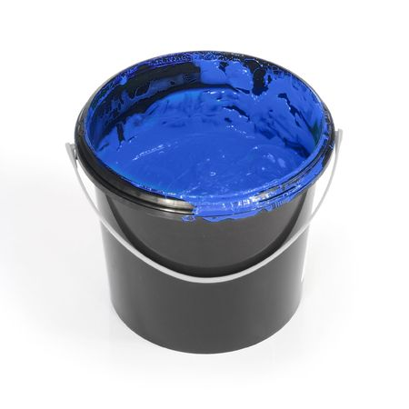 Paint in bucket (w clipping path)