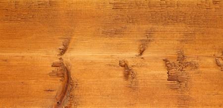 treated board: Yellow-brown fir wood board texture