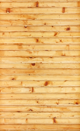 texture of a wall covered with fir wood boards Stock Photo - 14831759