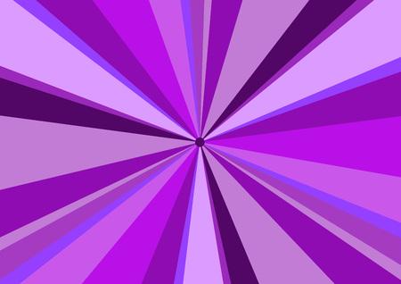 radius: Rays Radius Background Center Violet Purple Vector Illustration
