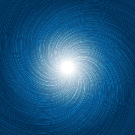 cyclone: Abstract Cyclone Background Blue Light Vector Illustration Illustration