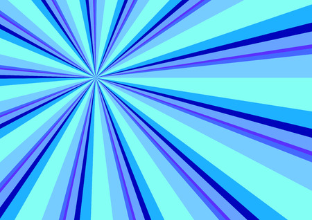 light ray: Light Ray Burst Abstract Background Blue Illustration Illustration