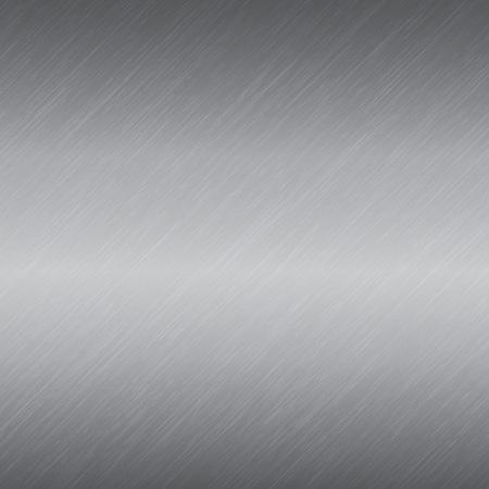 Metall Textur Hintergrund Aluminium Vector Illustration
