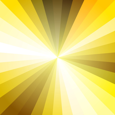 light ray: Gold Light Ray Abstract Background Vector Illustration EPS10 Illustration