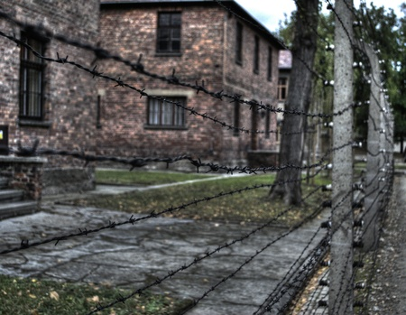 Auschwitz Stock Photo - 12017874