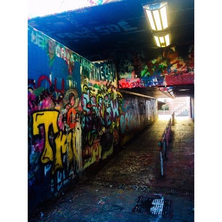 Graffiti Tunnel