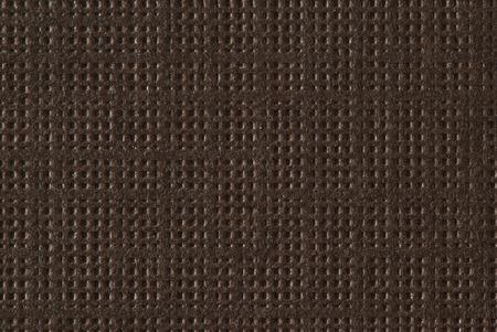 Dark Brown Textured Paper Macro