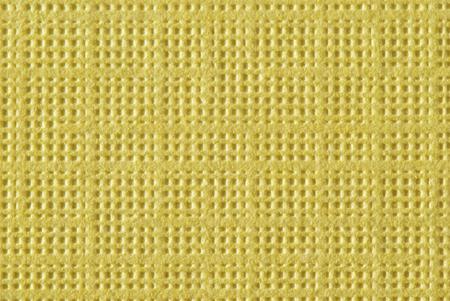 Bright Yellow Textured Paper Macro Фото со стока