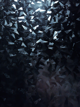 crystal background: crystal background Stock Photo