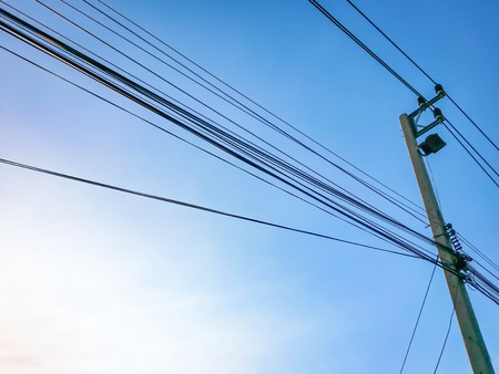 post: electric post