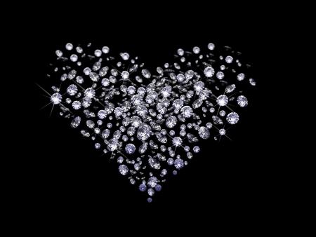 Valentine diamonds photo