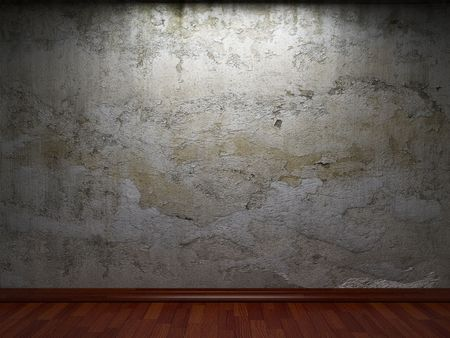 old concrete wall Stock Photo - 6514456