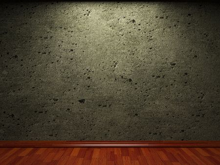 old concrete wall Stock Photo - 6514457