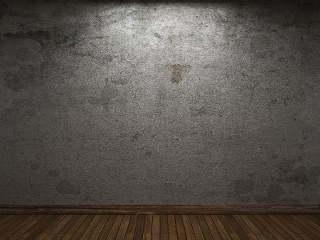 old concrete wall Stock Photo - 6514467