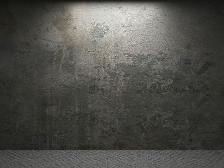 old concrete wall Stock Photo - 6514459