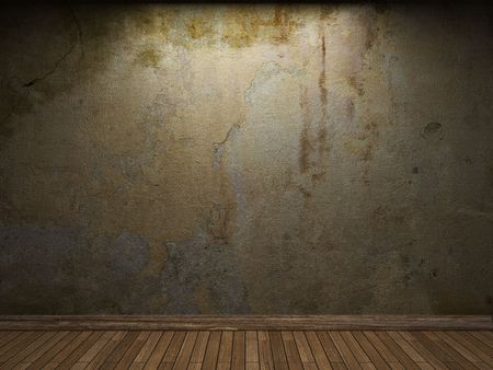 old concrete wall Stock Photo - 6574228