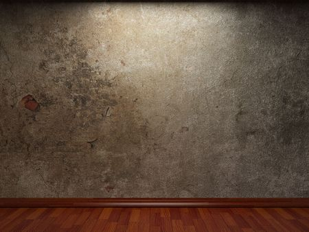 old concrete wall Stock Photo - 6574217