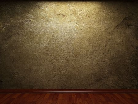old concrete wall  Stock Photo - 6574240
