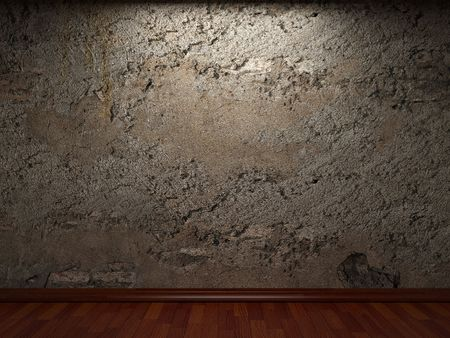old concrete wall Stock Photo - 6574211