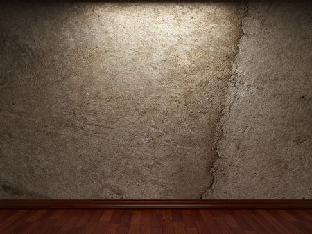 old concrete wall Stock Photo - 6574227