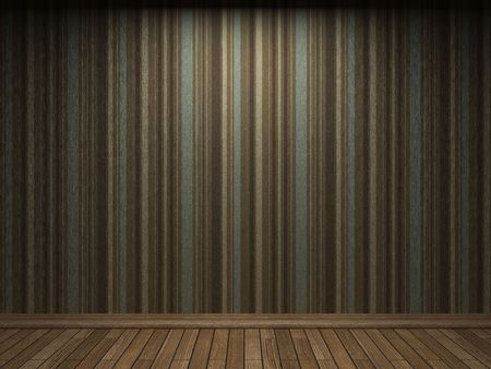illuminated fabric wallpaper made in 3D graphics Stock Photo - 6654036