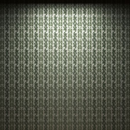 illuminated fabric wallpaper  Stock Photo - 6692806