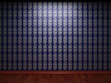 illuminated fabric wallpaper Stock Photo - 6692807