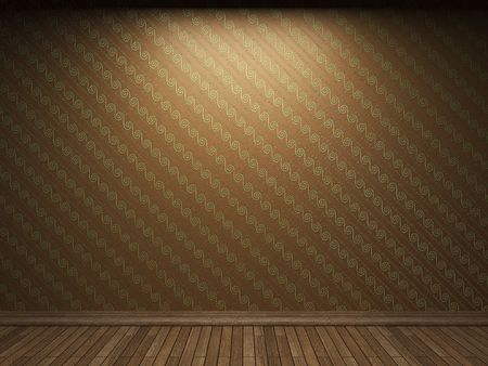 illuminated fabric wallpaper  Stock Photo - 6692794