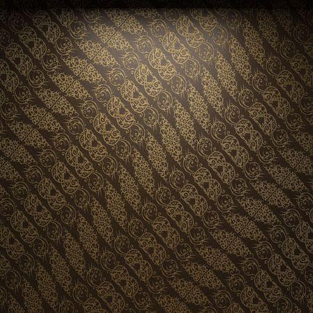 illuminated fabric wallpaper  photo