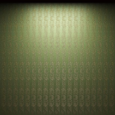 illuminated fabric wallpaper  Stock Photo - 6693030