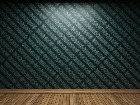 illuminated fabric wallpaper Stock Photo - 6693028