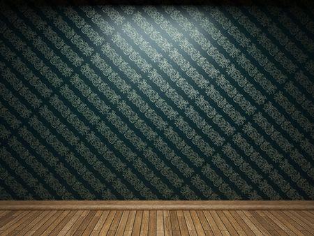 illuminated fabric wallpaper Stock Photo - 6693028