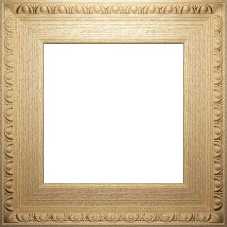 wooden antique frame  photo