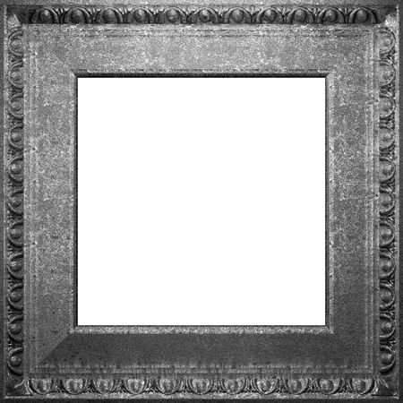 metal antique frame  photo