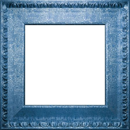 metal antique frame Stock Photo - 6759124
