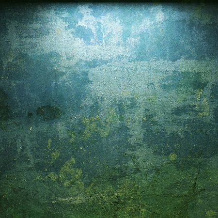 pared iluminada: antiguo muro de hormig�n  Foto de archivo