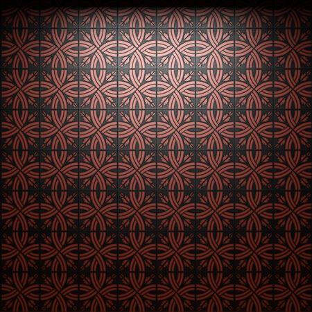 illuminated tile wall Stock Photo - 6832478