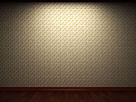 illuminated fabric wallpaper  Stock Photo - 6832548