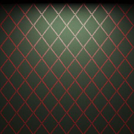 illuminated fabric wallpaper  Stock Photo - 6832595