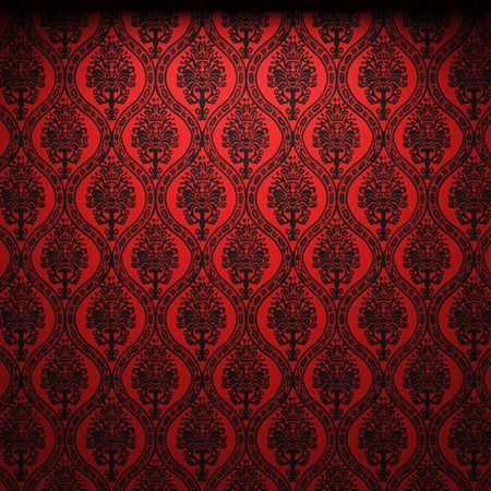 illuminated fabric wallpaper Stock Photo - 6832547