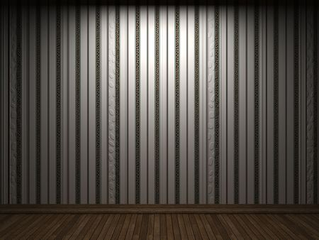 illuminated fabric wallpaper  photo