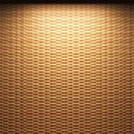 illuminated wooden wall Stock Photo - 6832610